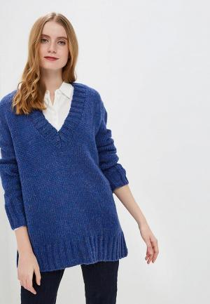 Пуловер OVS. Цвет: синий