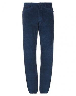 Повседневные брюки GERANI. Цвет: пастельно-синий