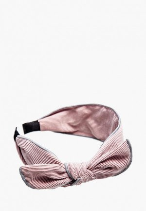 Ободок Aiyony Macie. Цвет: розовый