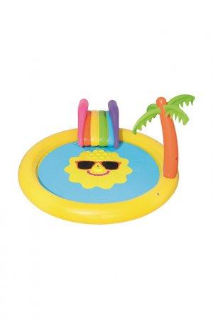 Игровой бассейн Солнышко BestWay. Цвет: разноцветный