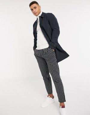 Темно-синий макинтош Burton Menswear
