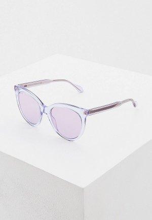 Очки солнцезащитные Gucci GG0565S 005. Цвет: фиолетовый