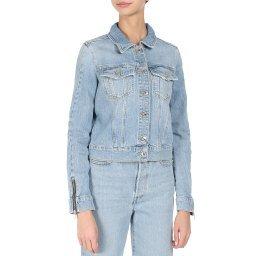 Куртка W0GN22D3LD2 голубой GUESS