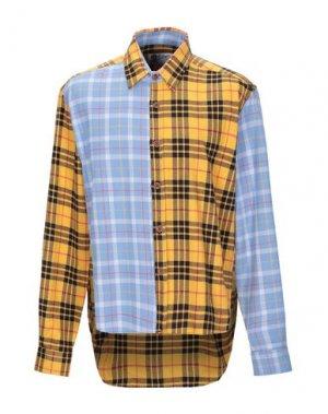 Pубашка FRANKLIN & MARSHALL. Цвет: охра