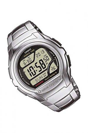 Наручные часы Casio. Цвет: серый