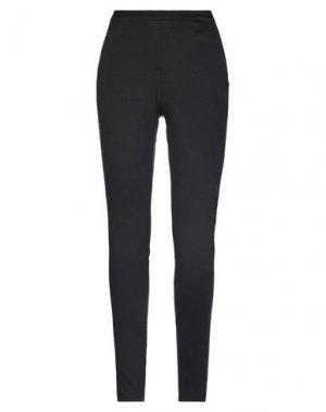 Повседневные брюки GARCIA. Цвет: черный