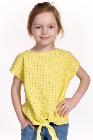 Блузка baon. Цвет: желтый