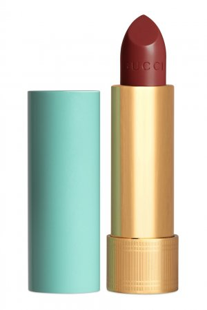 Baume à Lèvres – Бальзам для губ 5 Ester Rosewood Gucci Beauty. Цвет: бордовый