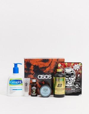 Набор средств для ухода за лицом и телом премиального качества ASOS Luxe Grooming Box £51-Бесцветный Beauty Extras
