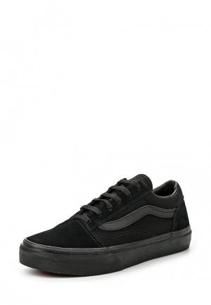 Кеды Vans OLD SKOOL. Цвет: черный