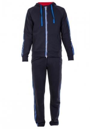 Спортивный костюм ICE ICEBERG. Цвет: синий