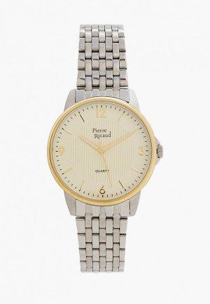 Часы Pierre Ricaud. Цвет: серебряный