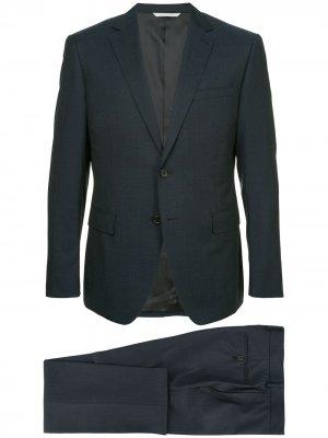 Durban строгий костюм-двойка D'urban. Цвет: синий