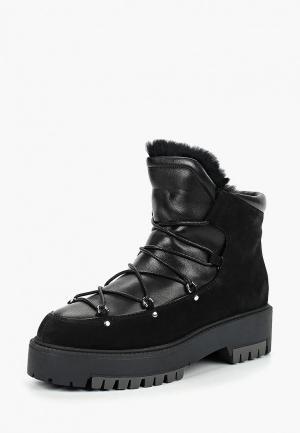 Ботинки Antonio Biaggi AN003AWBTMJ0. Цвет: черный