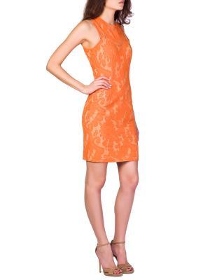 Платье Yigal Azrouel. Цвет: разноцветный