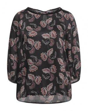 Блузка B.YU. Цвет: черный