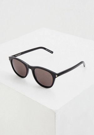 Очки солнцезащитные Saint Laurent SL 401. Цвет: черный
