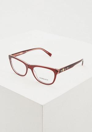 Оправа Versace VE3263B 5290. Цвет: бордовый