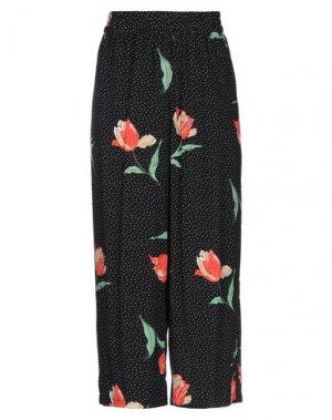 Повседневные брюки B.YOUNG. Цвет: черный