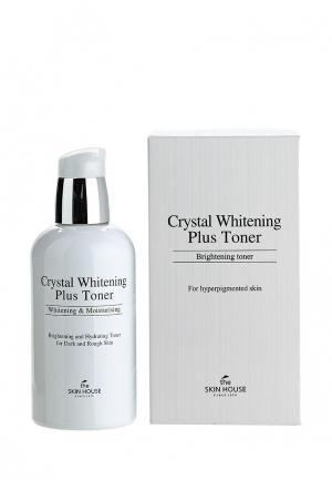 Тоник для лица The Skin House осветляющий  «Crystal Whitening Plus» 130 мл