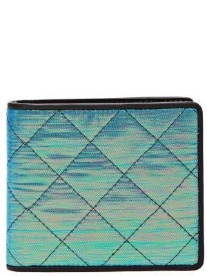 Бумажник ISSEY MIYAKE. Цвет: зеленый