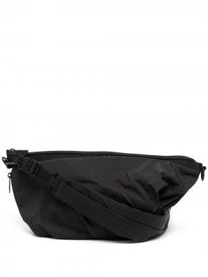 Сумка на плечо Côte&Ciel. Цвет: черный
