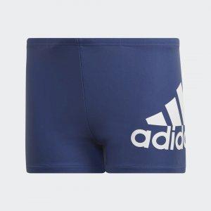 Плавки-боксеры для плавания Badge of Sport Performance adidas. Цвет: none