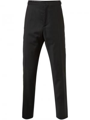 Костюмные брюки Vivienne Westwood Man. Цвет: чёрный