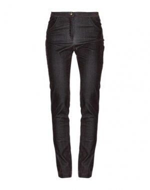 Повседневные брюки ALVIERO MARTINI 1a CLASSE. Цвет: темно-коричневый