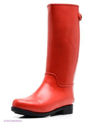 Сапоги BOOMBOOTS. Цвет: красный