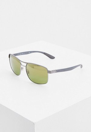 Очки солнцезащитные Ray-Ban® RB3660CH 90756O. Цвет: серый