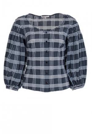 Блуза ALTER EGO. Цвет: серый