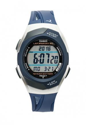 Часы Casio Sport STR-300C-2. Цвет: синий