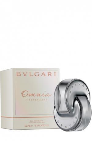 Туалетная вода Omnia Coral BVLGARI. Цвет: бесцветный