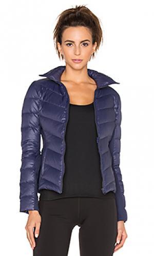 Куртка relief alo. Цвет: синий