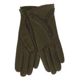 Перчатки RIC_NADEGE/S темно-зеленый AGNELLE
