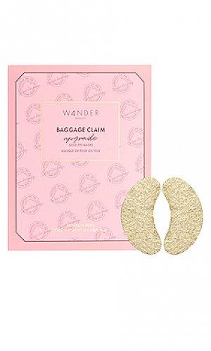 Подарочный набор масок для глаз baggage claim Wander Beauty. Цвет: beauty: na
