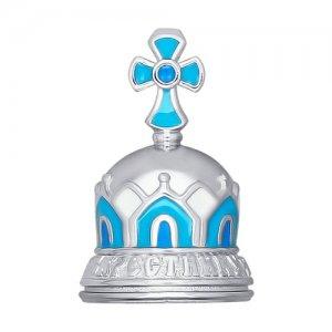 Колокольчик «Крестнику», эмаль SOKOLOV