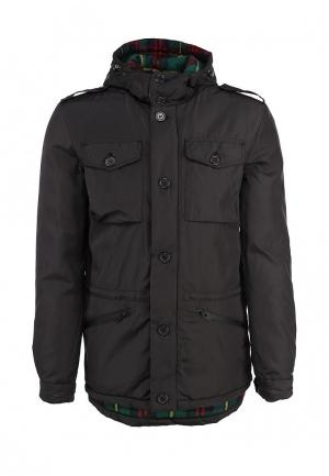 Куртка утепленная Camelot. Цвет: серый