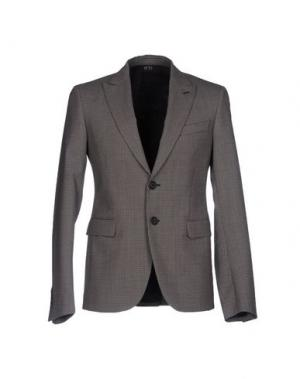 Пиджак N° 21. Цвет: голубиный серый