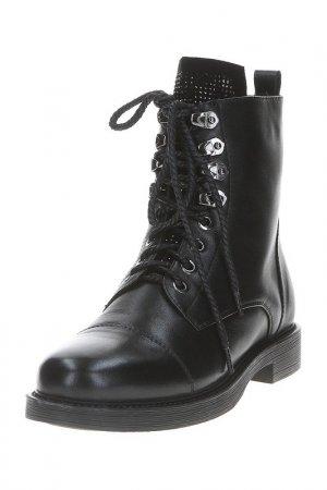 Ботинки Lanneret. Цвет: черный