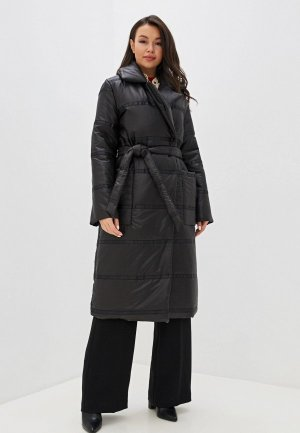 Куртка утепленная Vivaldi. Цвет: черный