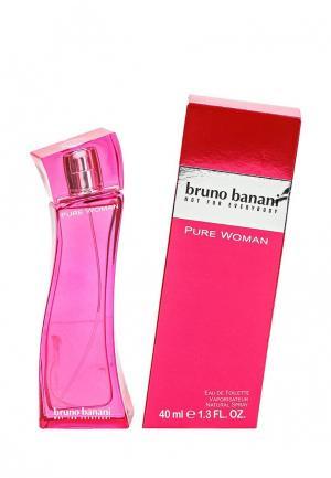 Туалетная вода Bruno Banani Pure Woman 40 мл