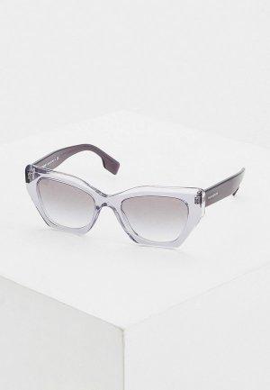 Очки солнцезащитные Burberry 0BE4299 38318E. Цвет: серый