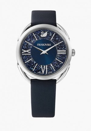 Часы Swarovski® CRYSTALINE GLAM. Цвет: черный