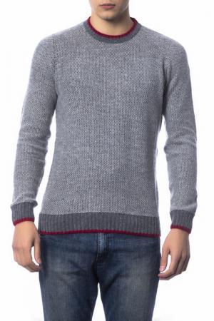 Пуловер Pierre Balmain. Цвет: серый