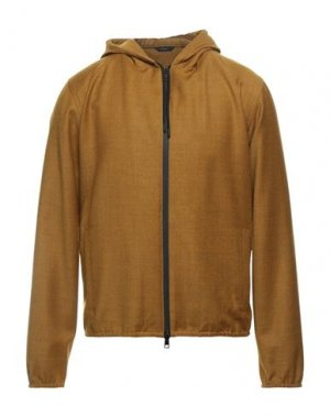 Куртка TOMBOLINI. Цвет: охра