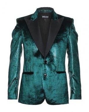 Пиджак JUST CAVALLI. Цвет: зеленый