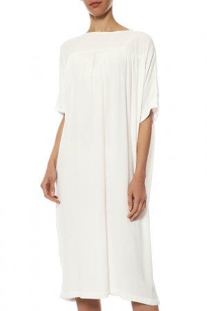 Платье Cyrille Gassiline. Цвет: жемчужный