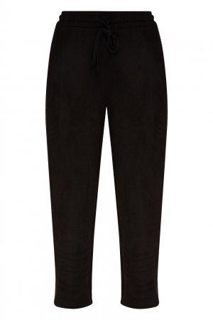Спортивные брюки на кулиске Chapurin. Цвет: черный